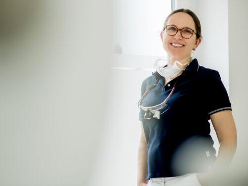 Zahnärztin Dr. Anita Maćków